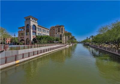 Scottsdale waterfront office space