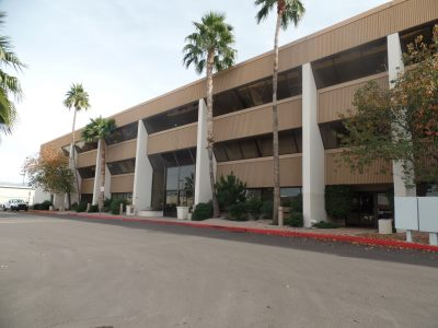Scottsdale Airpark officespace